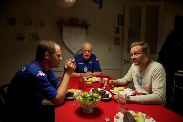 Jon Skomen, Vegar Hoel, Sondre Krogtoft Larsen